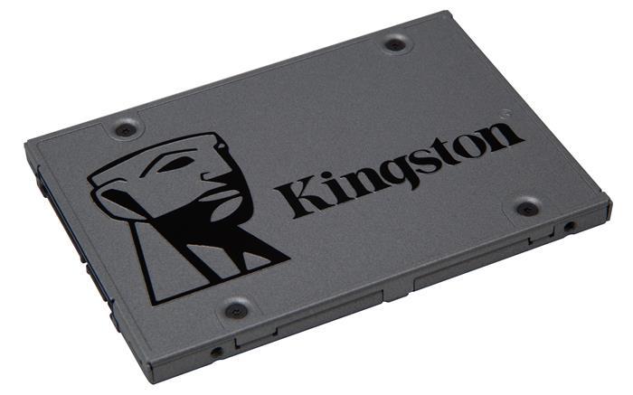 SSD (belső memória), 240 GB, SATA 3, 520/500 MB/s, titkosítás, KINGSTON
