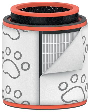 Filter, HEPA háziállat szűrő, LEITZ