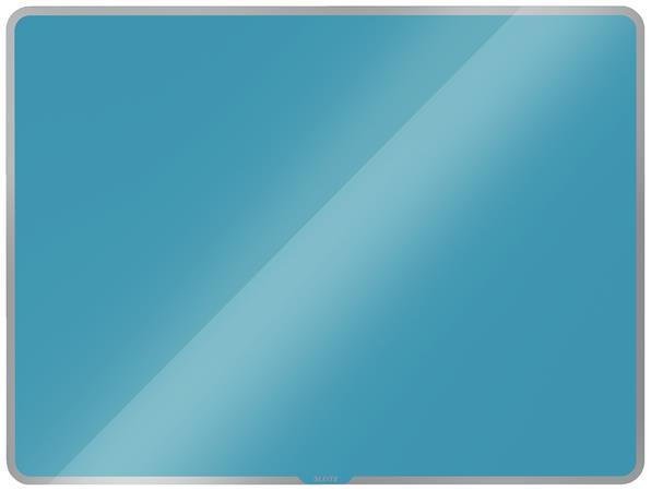 Mágneses üvegtábla, 80x60 cm, LEITZ