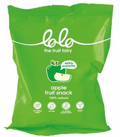 Gyümölcs snack, 30 g, LOLO