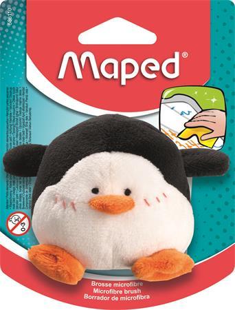 Táblatörlő, pingvin, MAPED