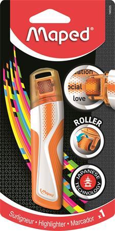 Szövegkiemelő roller, 5 mm, MAPED
