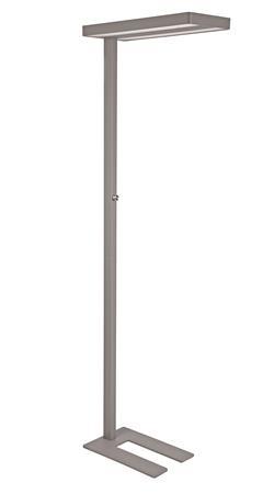 Állólámpa, irodai, LED, szabályozható, MAUL