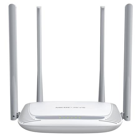 Router, Wi-Fi, 300 Mbps, MERCUSYS