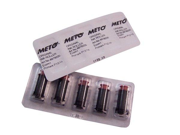 Festékhenger árazógéphez, egysoros, EC618, 722, METO