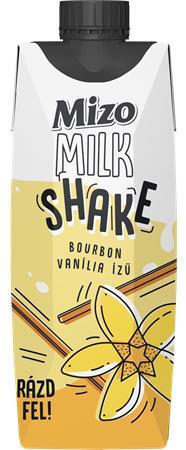 Milk Shake, 0,315 l, MIZO, bourbon vanília