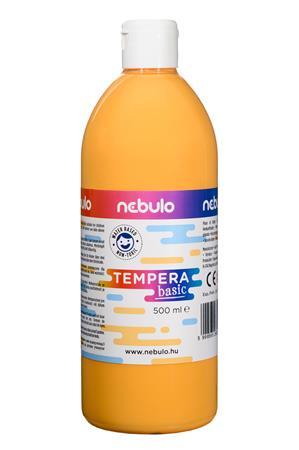 Tempera, 500 ml, NEBULO, testszín