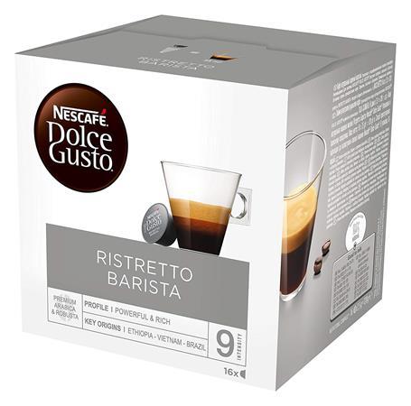 Nescafé Dolce Gusto Barista kávépatron kapszula 16db