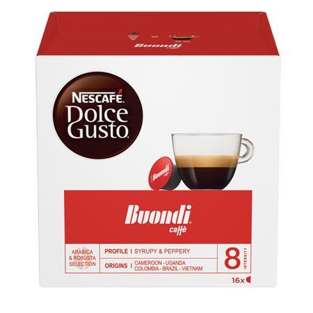 Kávékapszula, 16 db, NESCAFÉ