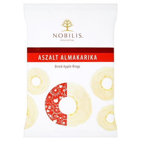Aszalt almakarika, 75 g, NOBILIS