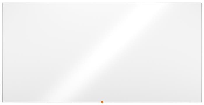 Fehértábla, NanoClean™ felületű, mágneses, 120x240 cm, alumínium keret, NOBO