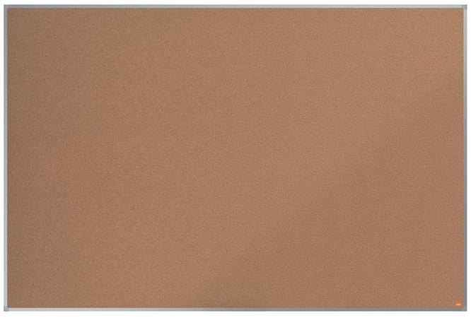 Parafatábla, 180x120 cm, alumínium keret, NOBO