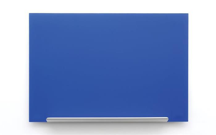 Mágneses üvegtábla, 71,1x126 cm, NOBO