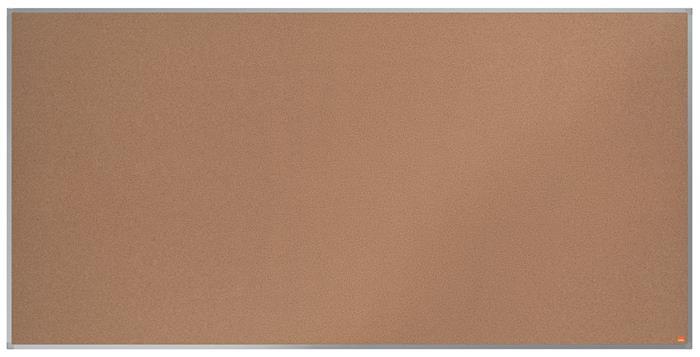 Parafatábla, 200x100 cm, alumínium keret, NOBO