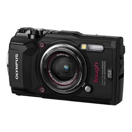Fényképezőgép, 4K, Wi-fi, vízálló, OLYMPUS