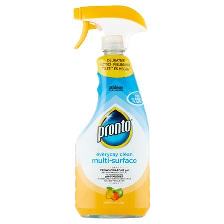 Általános felülettisztító, por-stop spray, 500 ml, PRONTO