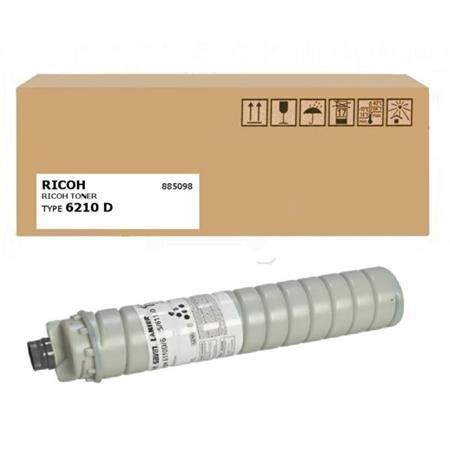 842116 Lézertoner Aficio MP 2001/2001L/2501L/2001SP/2501SP nyomtatókhoz, RICOH  fekete, 50k