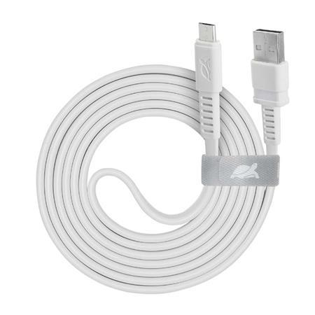 USB kábel, USB-microUSB, 1,2m, RIVACASE