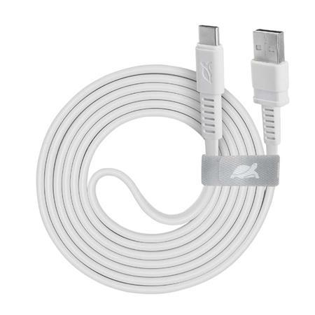 USB kábel, USB-USB-C, 1,2m, RIVACASE