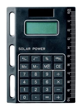Kalendárium betét, számológép, S,M,L mérethez, SATURNUS
