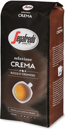 Kávé, pörkölt, őrölt, 1000 g, SEGAFREDO
