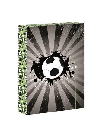 Füzetbox, A4, Football Icon-Jumbo