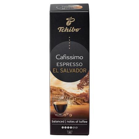Kávékapszula, 10 db, TCHIBO