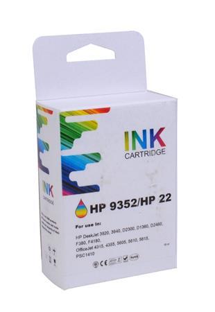 C9352CE Tintapatron, TENDER, 22xl, színes, 12 ml