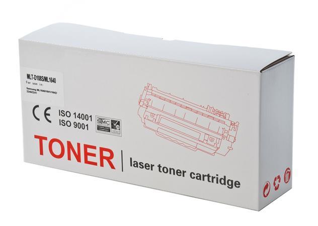 MLT-D1082S lézertoner,TENDER, fekete, 1,5k