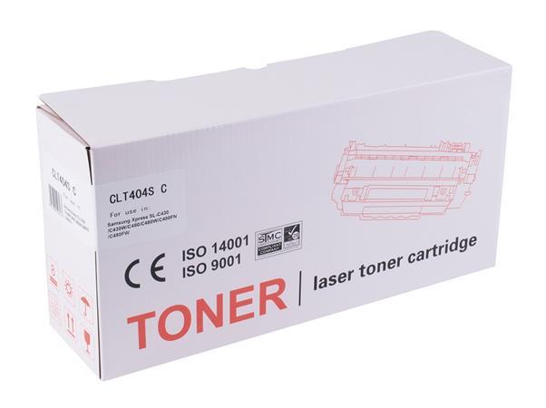 CLT-C404S lézertoner, TENDER, cián