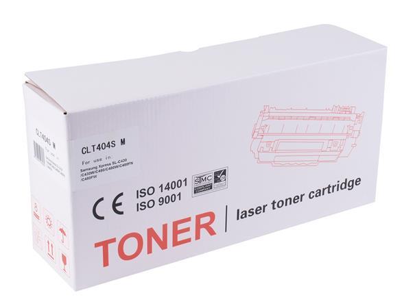 CLT-M404S lézertoner, TENDER, magenta