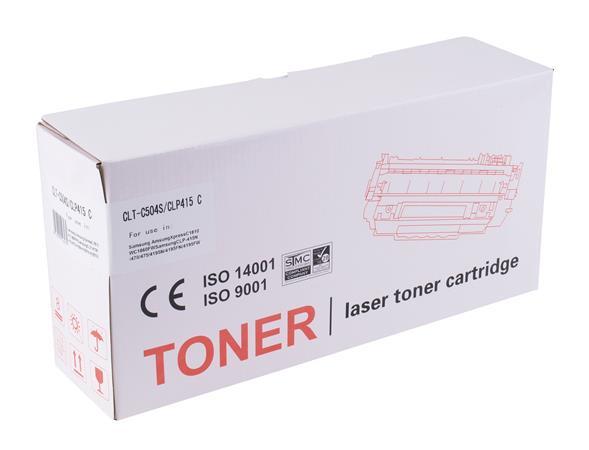CLT-C504S/CLP415C, lézertoner, TENDER, cián