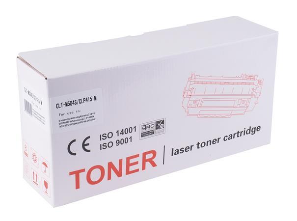 CLT-M504S/CLP415M, lézertoner, TENDER, magenta