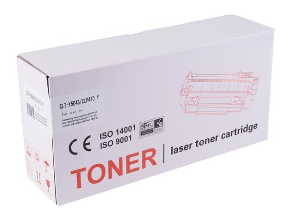 CLT-Y504S/CLP415Y, lézertoner, TENDER, sárga