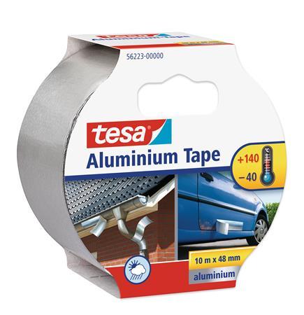 Alumínium szalag, 50 mm x 10 m, TESA