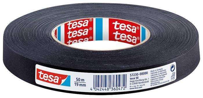 Ragasztószalag, textil erősítésű, 19 mm x 50 m, TESA
