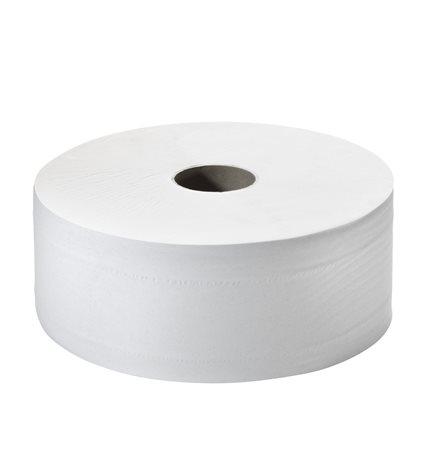 Toalettpapír, T1 rendszer, 2 rétegű, 26 cm átmérő, TORK