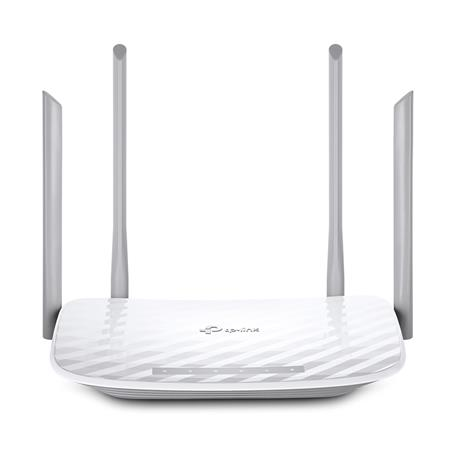 Router, Wi-Fi, 867 Mbps/300 Mbps, dual band, AC1200, TP-LINK