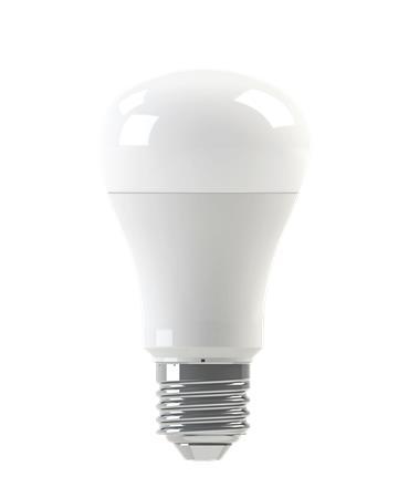 LED izzó, E27, A60 gömb, 10W, 800lm, 6500K, TUNGSRAM