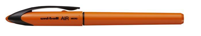 Rollertoll, 0,25-0,5 mm, narancs tolltest, UNI