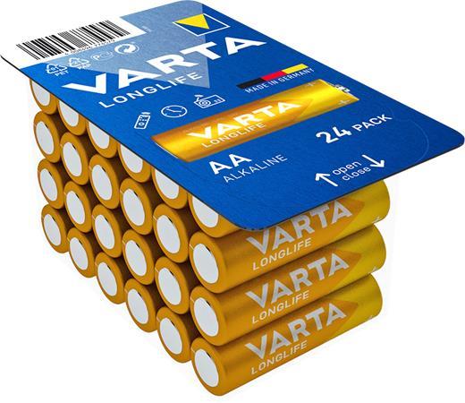 Elem, AA ceruza, 24 db, VARTA