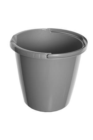 Műanyag vödör, 10 liter, WHITEFURZE
