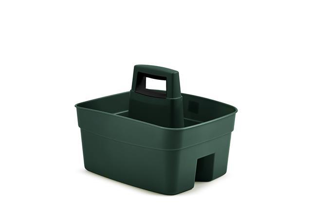 Hordozható kerti tároló, WHITEFURZE, zöld