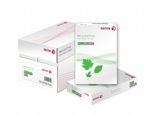 Másolópapír, újrahasznosított, A3, 80 g,  XEROX