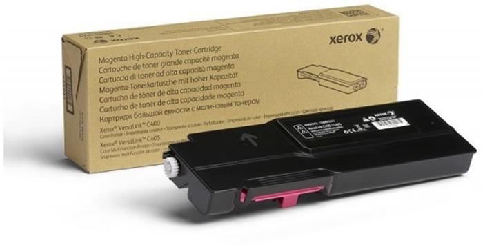 106R03523 Létertoner VersaLink C400, C405 nyomtatókhoz, XEROX, magenta, 4,8k