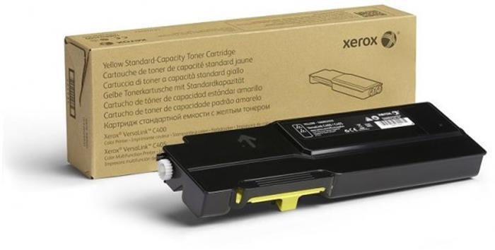 106R03509 Létertoner VersaLink C400, C405 nyomtatókhoz, XEROX, sárga, 2,5k