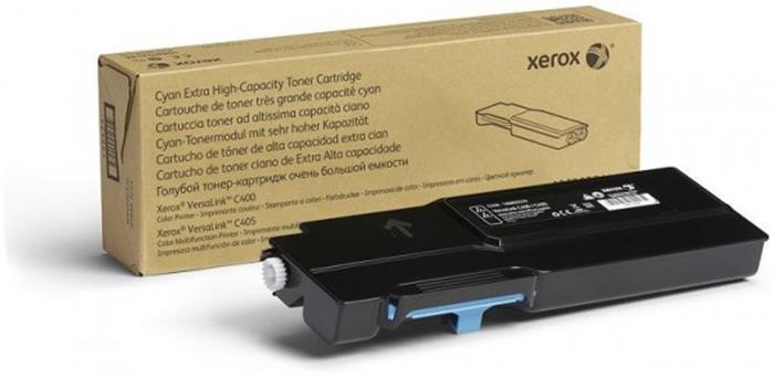 106R03534 Létertoner VersaLink C400, C405 nyomtatókhoz, XEROX, cián, 8k